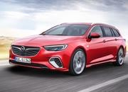 2018 Opel Insignia GSi Sports Tourer - image 731586