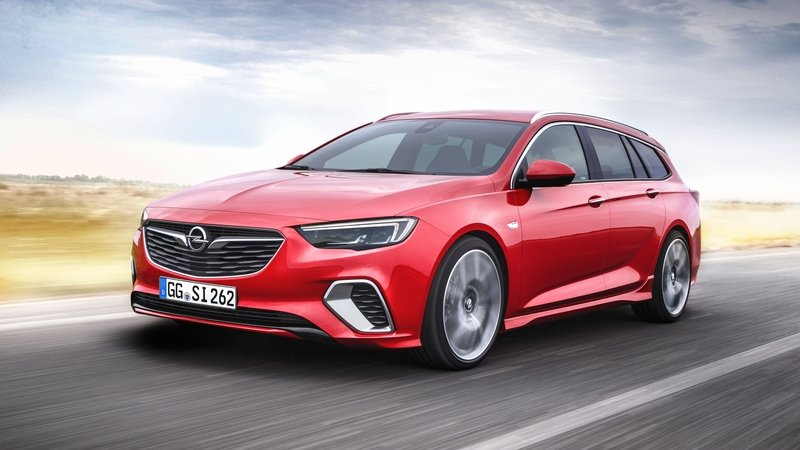 2018 Opel Insignia GSi Sports Tourer