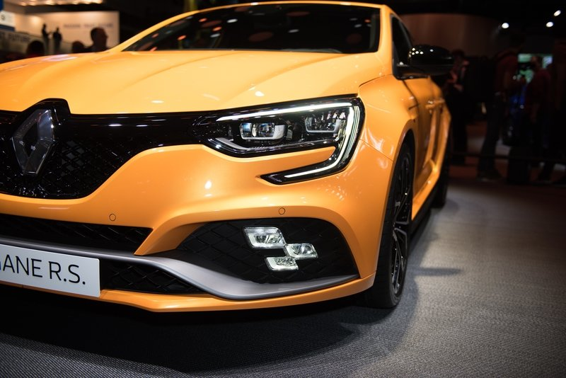 Renault Explains How the New Megane R.S. Came to Be