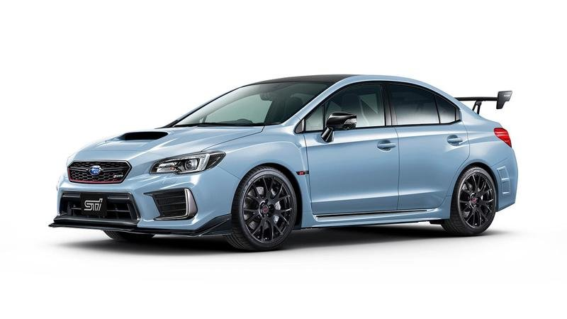 Subaru S208 WRX STI Limited Edition up for grabs!!