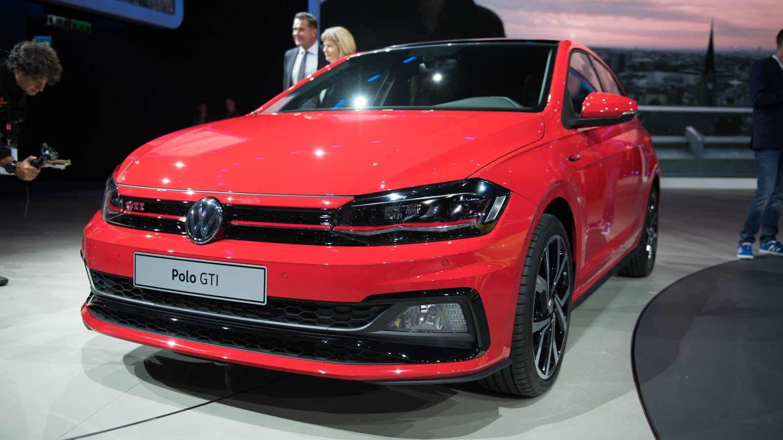 2018 volkswagen polo gti review top speed. Black Bedroom Furniture Sets. Home Design Ideas