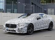 Leaked! Mercedes-AMG GT4 Revealed Ahead Of Geneva Debut - image 733621