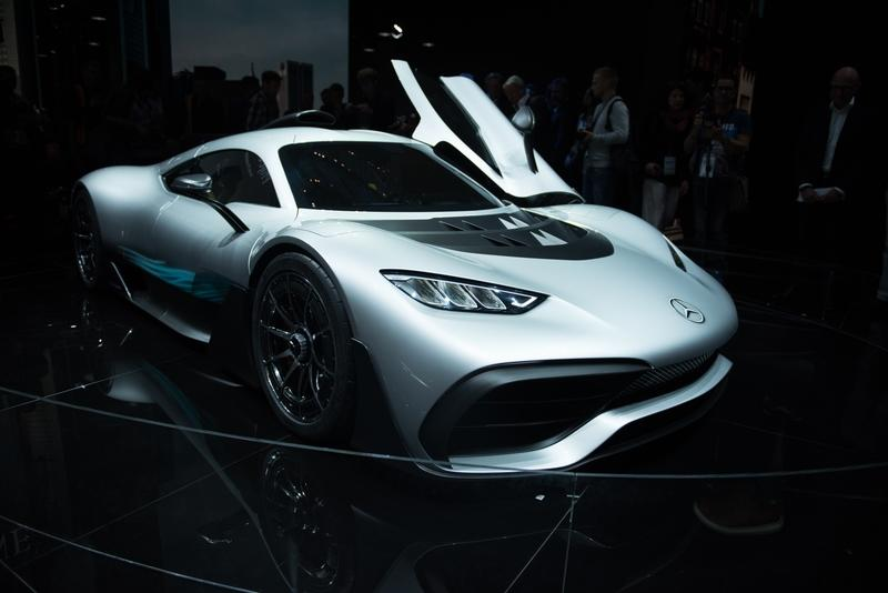 The Mercedes-AMG Project One is Delayed Until 2020 Because Mercedes is Struggling to Adapt that F1 Engine for Road Usage