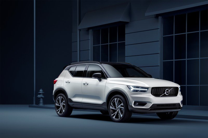 2018 Volvo XC40 High Resolution Interior Exterior - image 733015