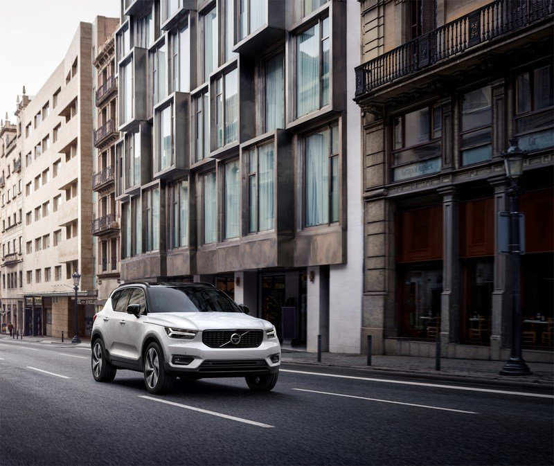 Visual Comparison: Volvo XC40 VS Jaguar E-Pace