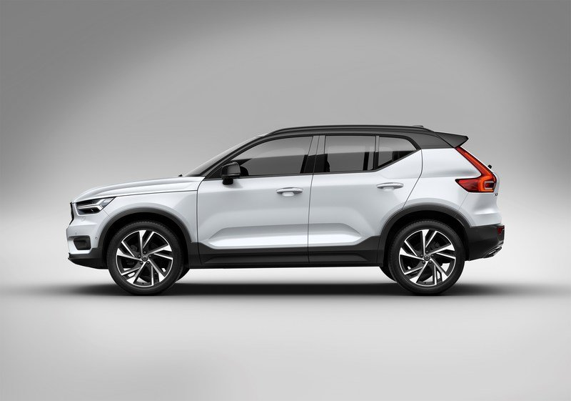 2018 Volvo XC40 Exterior High Resolution - image 733065