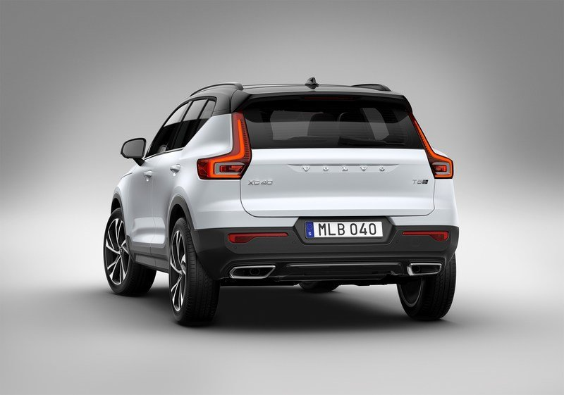 2018 Volvo XC40 Exterior High Resolution - image 733067