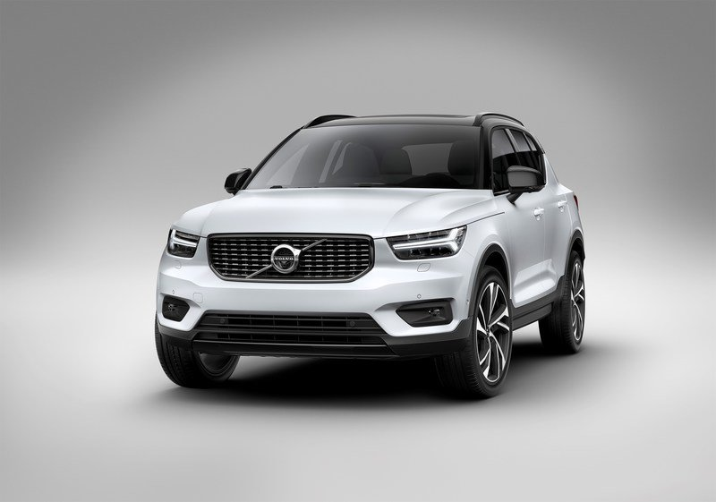 2018 Volvo XC40 Exterior High Resolution - image 733068