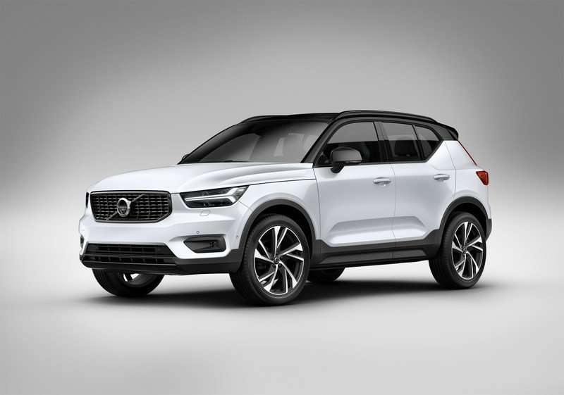 2018 Volvo XC40 Exterior High Resolution - image 733069