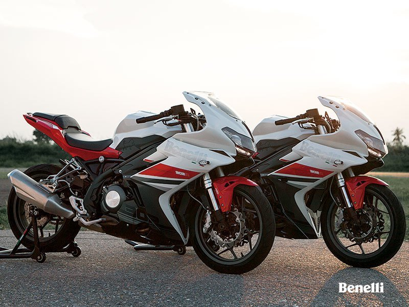 Benelli's new Tornado 302R makes appearance. Exterior - image 732795