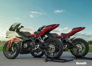 Benelli's new Tornado 302R makes appearance. - image 732796