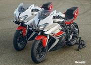 Benelli's new Tornado 302R makes appearance. - image 732797