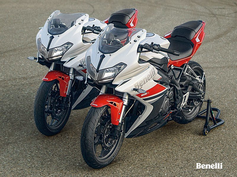 Benelli's new Tornado 302R makes appearance. Exterior - image 732797