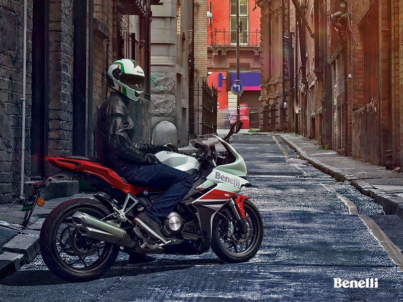 Benelli's new Tornado 302R makes appearance. Exterior - image 732790