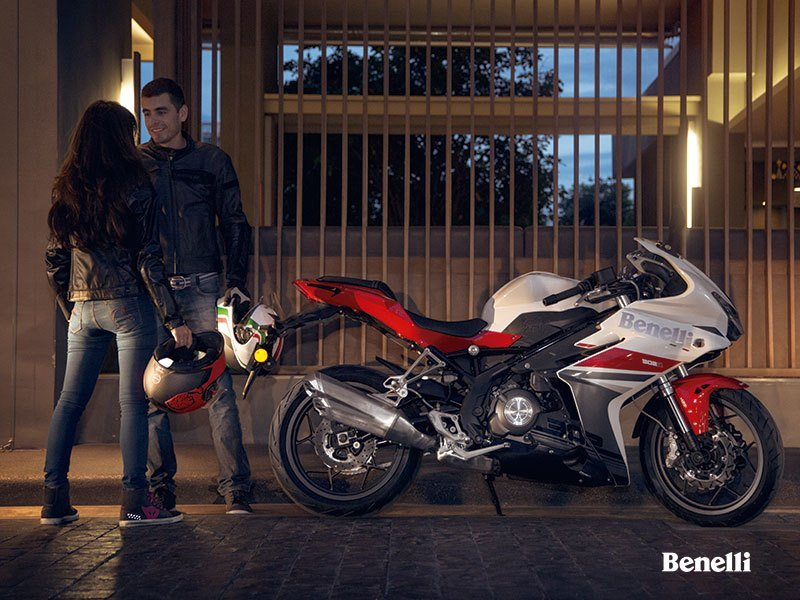 Benelli's new Tornado 302R makes appearance. Exterior - image 732792