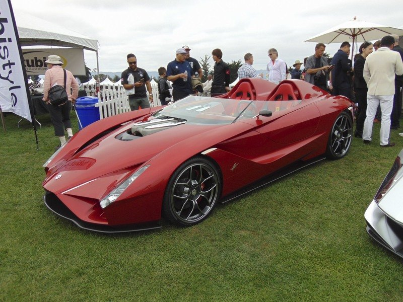 A Day Well Spent at Concorso Italiano 2017 High Resolution Exterior - image 734105