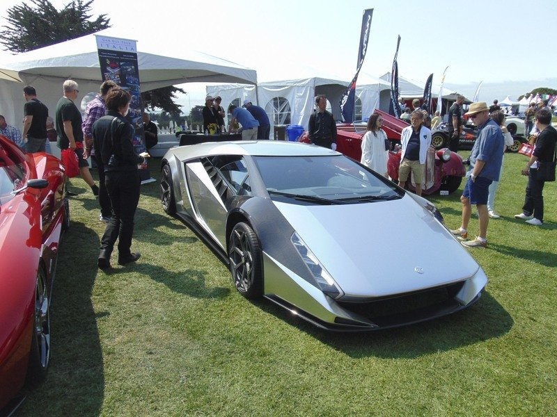 A Day Well Spent at Concorso Italiano 2017 High Resolution Exterior - image 734231