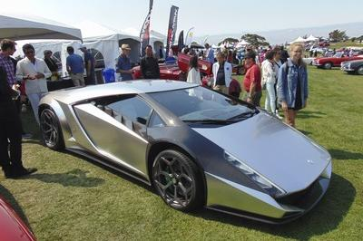 A Day Well Spent at Concorso Italiano 2017 - image 734232