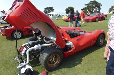 A Day Well Spent at Concorso Italiano 2017 - image 733991