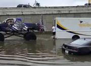 A Sad Sight: Cars Victimized by Mother Nature as Hurricane Harvey Ripped Through Texas - image 729693
