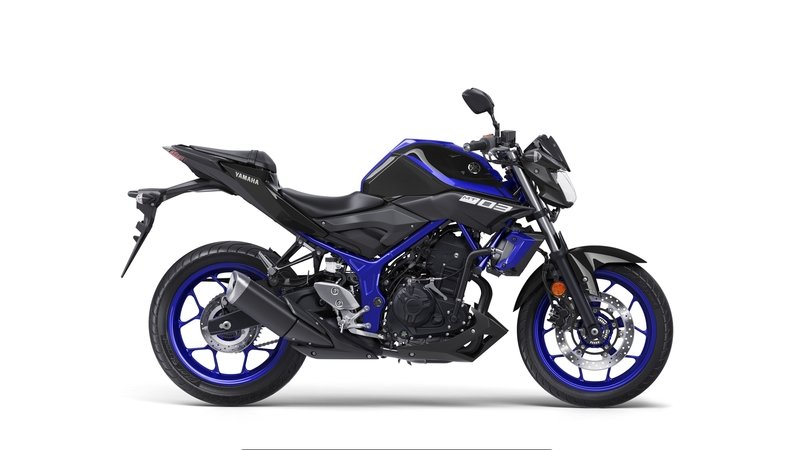 After the XSR 900 and 700, is Yamaha under works with the baby 300? Exterior - image 734681