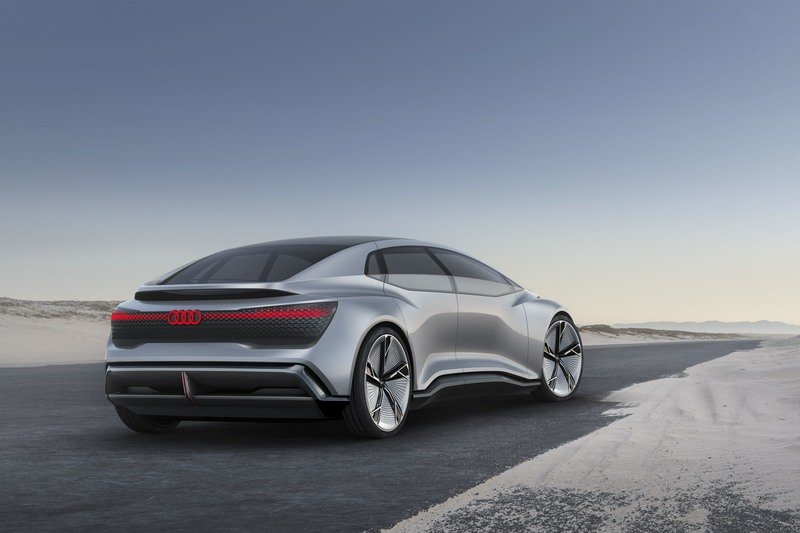 The Audi Aicon Self-Driving Car Will Start Cruising the Streets in 2021
