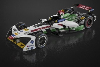 Audi Steps Up To Formula E With E-Tron FE04 - image 734610