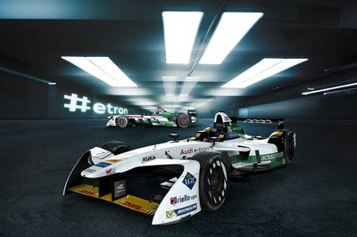 Audi Steps Up To Formula E With E-Tron FE04 - image 734611