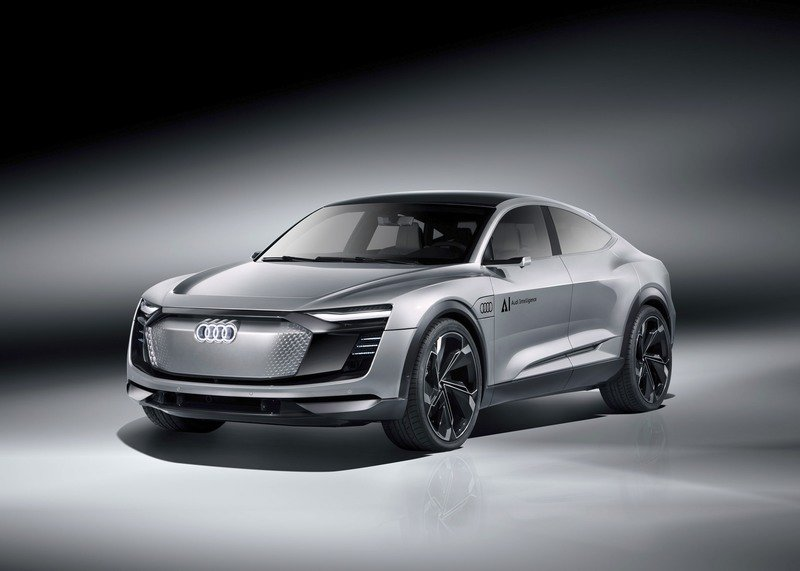 The Elaine Concept Puts Audi's Autonomous Ambitions On Display High Resolution Exterior - image 731360