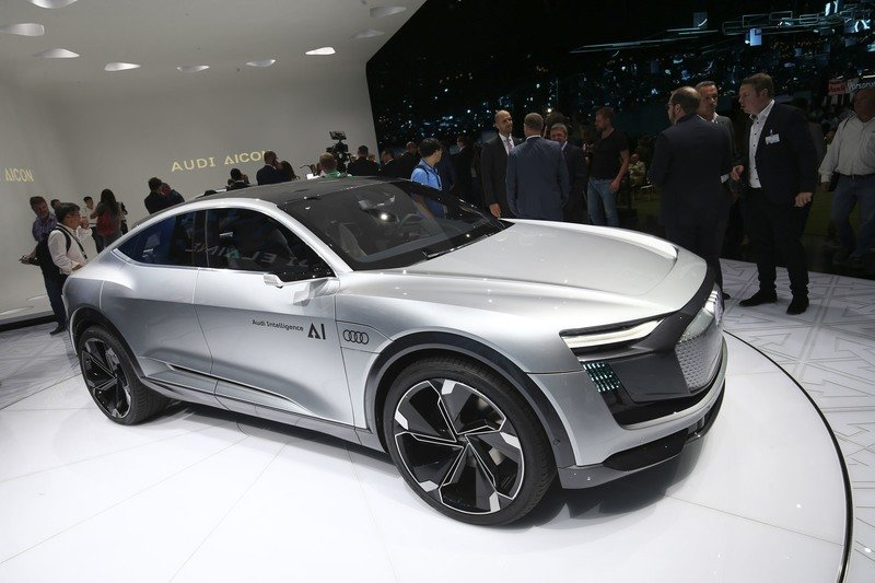 The Elaine Concept Puts Audi's Autonomous Ambitions On Display High Resolution Exterior - image 731345