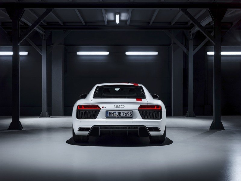 Audi Makes a Move to Please Purists with the Audi R8 V-10 RWS: RWD Performance at its Finest
