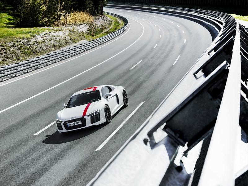 The 2019 Audi R8 Facelift May Bring Back the Rear-Wheel Drive RWS