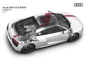 Audi Makes a Move to Please Purists with the Audi R8 V-10 RWS: RWD Performance at its Finest - image 730619
