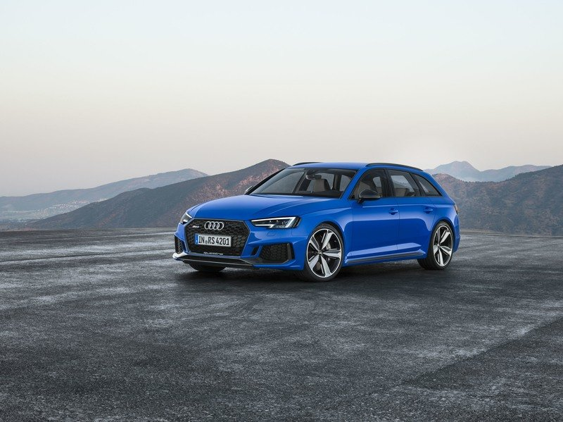 Want a Performance Wagon Other than a AMG E 63 S or the Panamera Sport Turismo? Tell Audi You Want an RS Avant