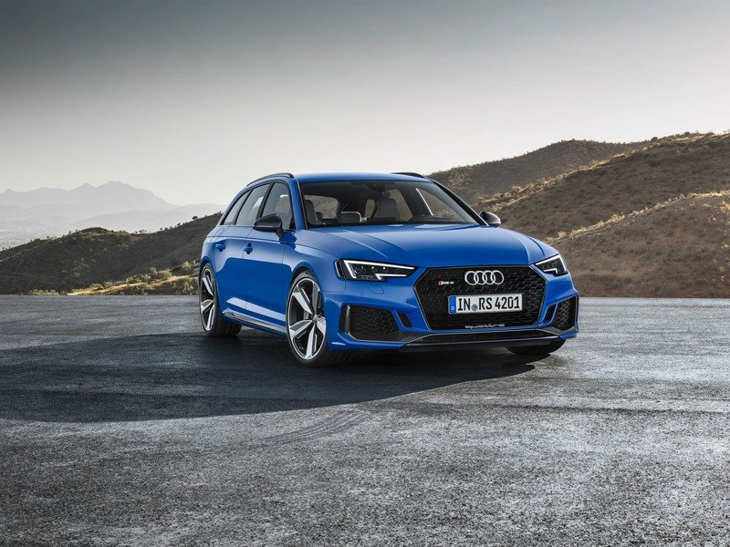 2018 Audi RS4 Avant High Resolution Exterior Wallpaper quality - image 730951