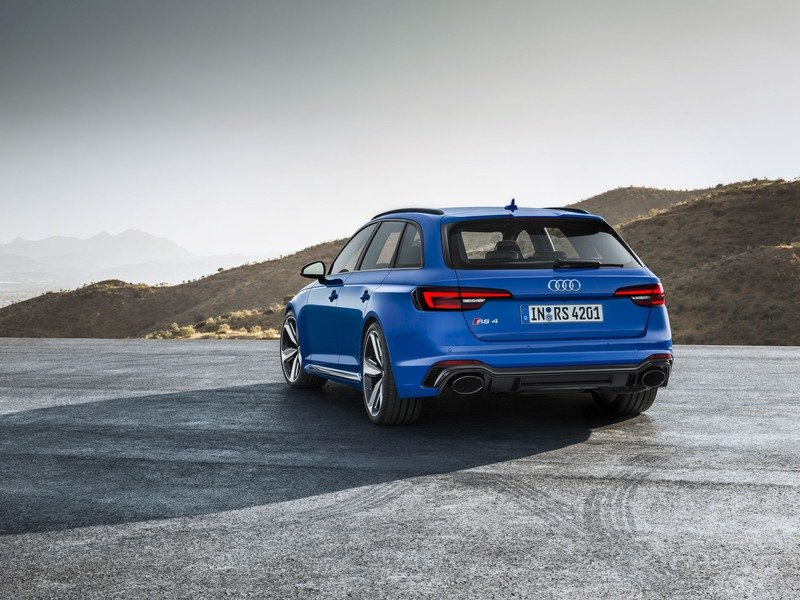 2018 Audi RS4 Avant High Resolution Exterior Wallpaper quality - image 730952