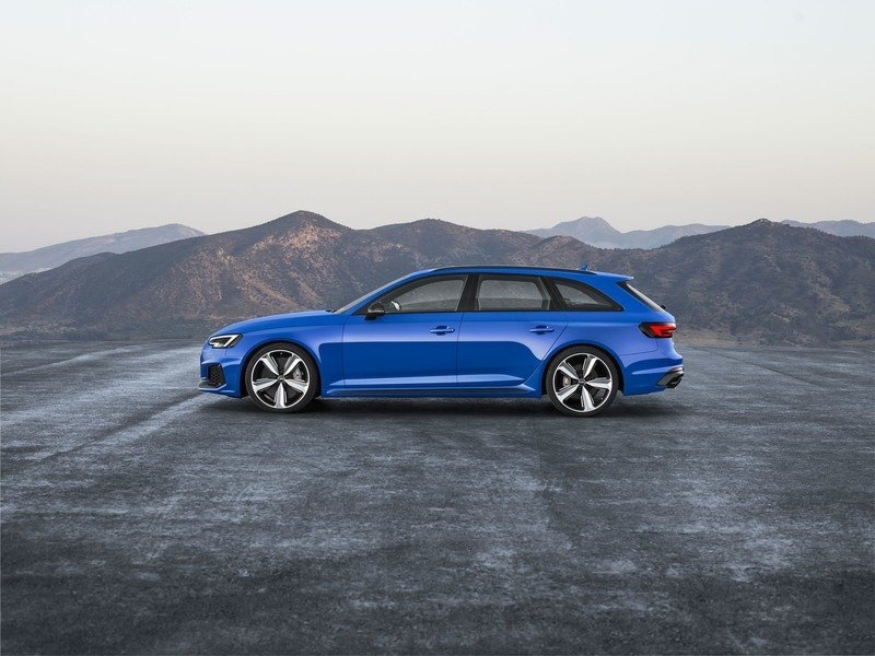 2018 Audi RS4 Avant High Resolution Exterior Wallpaper quality - image 730953