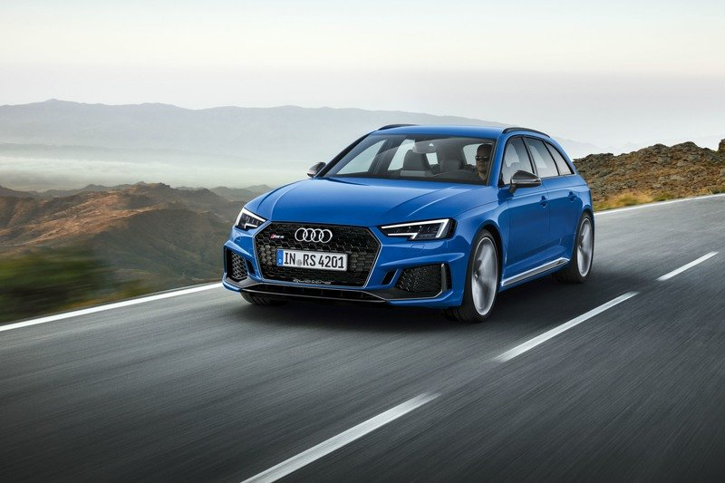 2018 Audi RS4 Avant High Resolution Exterior Wallpaper quality - image 730954