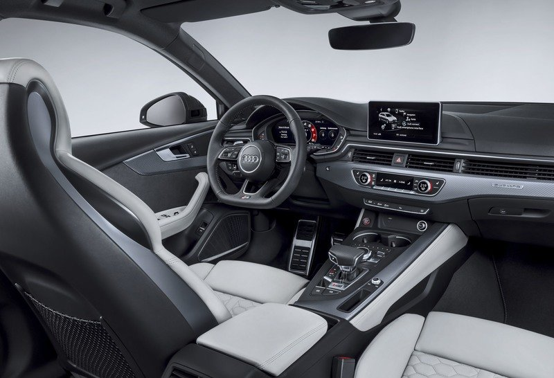 2018 Audi RS4 Avant High Resolution Interior - image 730961