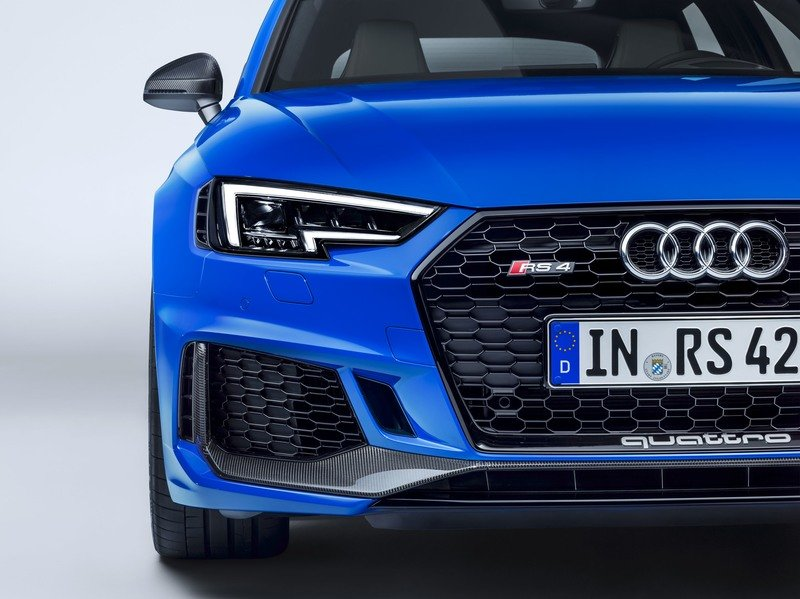 2018 Audi RS4 Avant High Resolution Exterior - image 730940
