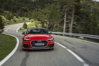 2018 Audi RS4 And RS5 Carbon Editions - image 734775