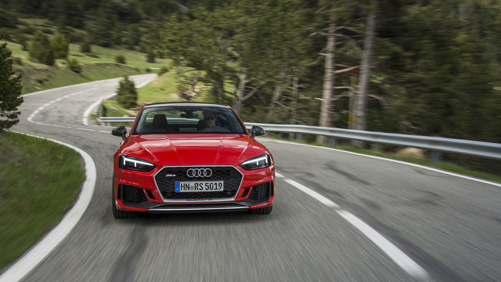 Open Road Audi >> 2018 Audi RS4 And RS5 Carbon Editions | Top Speed