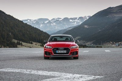 2018 Audi RS4 And RS5 Carbon Editions - image 734768