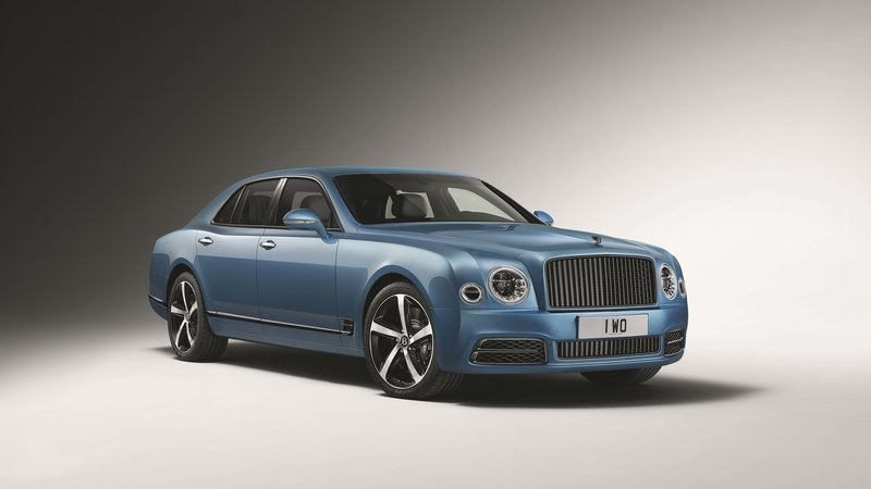 2018 Bentley Mulsanne Design Series by Mulliner
