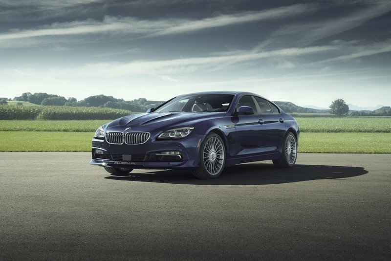 2018 BMW Alpina B6 xDrive Gran Coupe BMW CCA Edition