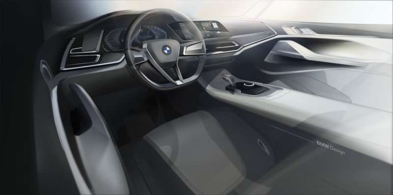 2017 BMW Concept X7 iPerformance High Resolution Interior - image 730114