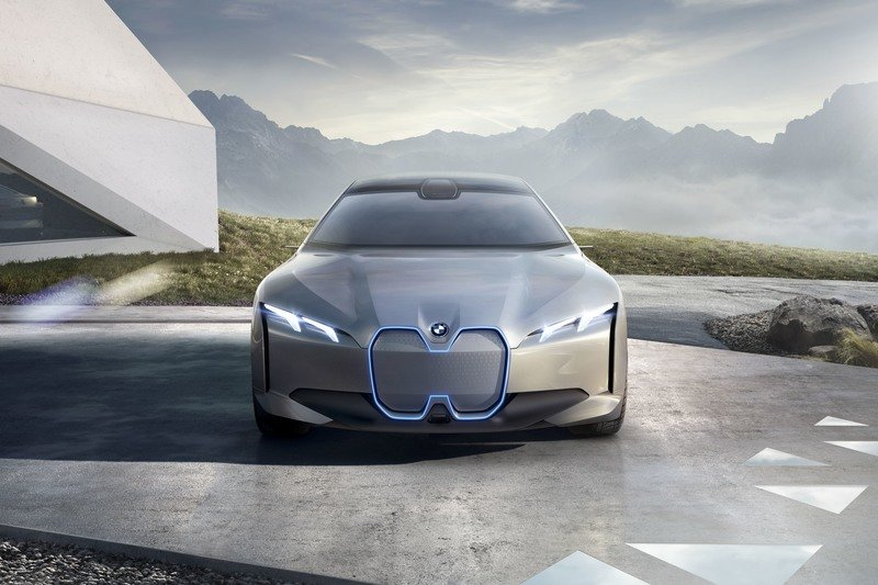 2017 BMW i Vision Dynamics Concept High Resolution Exterior Wallpaper quality - image 730736