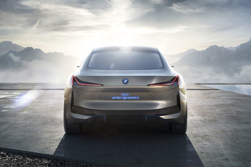 2017 BMW i Vision Dynamics Concept High Resolution Exterior - image 730739