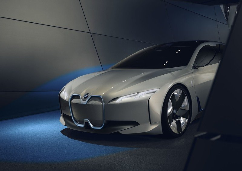 2017 BMW i Vision Dynamics Concept High Resolution Exterior - image 730726