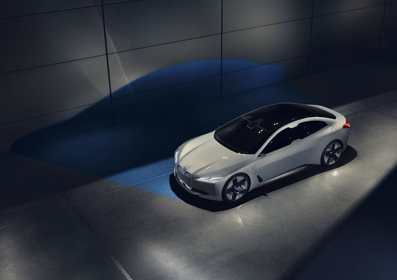2017 BMW i Vision Dynamics Concept High Resolution Exterior - image 730728
